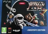 Willy Jetman: Astromonkey's Revenge - Sweeper's Edition Box Art