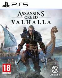 Assassin's Creed Valhalla Box Art