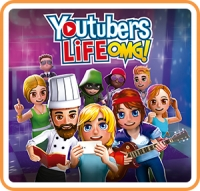 Youtubers Life OMG Edition Box Art