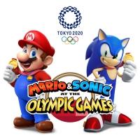 Mario & Sonic at the Olympic Games Tokyo 2020 Box Art