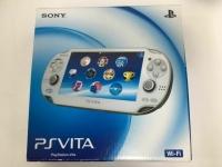 Sony Playstation Vita PCH-1001 (White) Box Art