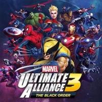 Marvel Ultimate Alliance 3: The Black Order Box Art