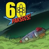 60 Parsecs! Box Art