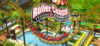 RollerCoaster Tycoon 3 - Complete Edition Box Art