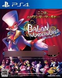 Balan Wonderworld Box Art