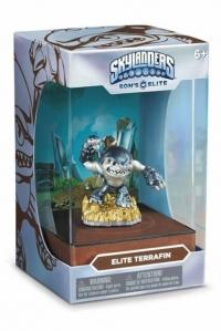Elite Terrafin (Eon's Elite) - Skylanders Trap Team [NA] Box Art