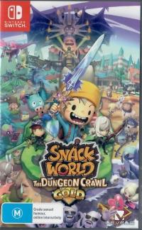 Snack World: The Dungeon Crawl Gold Box Art