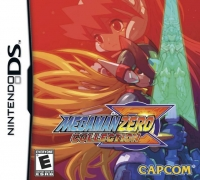 Mega Man Zero Collection Box Art