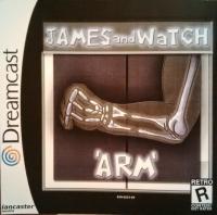 James & Watch 'Arm' Box Art