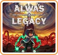 Alwa's Legacy Box Art
