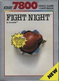 Fight Night Box Art