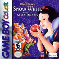 Walt Disney's Snow White and the Seven Dwarfs Box Art
