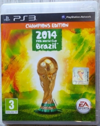 2014 FIFA World Cup Brazil - Champions Edition Box Art