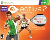 EA Sports Active 2 Box Art