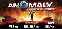 Anomaly: Warzone Earth Box Art