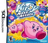 Kirby Mass Attack Box Art