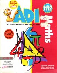 Adi Maths 11/12 Years Box Art