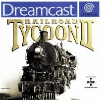 Railroad Tycoon II [DE] Box Art