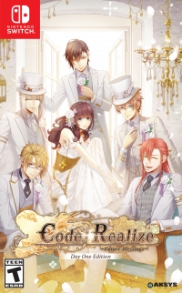 Code: Realize Future Blessings - Day One Edition Box Art
