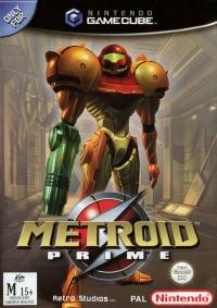 Metroid Prime Box Art