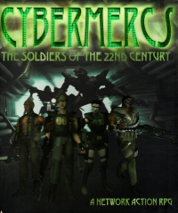 Cybermercs: The Soldiers of the 22nd Century Box Art