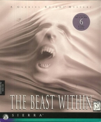 Beast Within, The: A Gabriel Knight Mystery Box Art