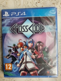 CrossCode Box Art