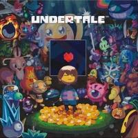 Undertale Complete Vinyl Soundtrack Box Art