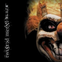 Twisted Metal: Black Box Art