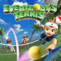 Everybody's Tennis Box Art