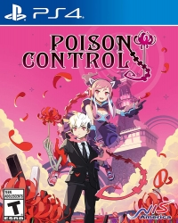 Poison Control Box Art
