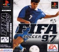 FIFA Soccer 97 Box Art