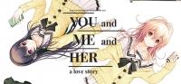 You and Me and Her: A Love Story Box Art