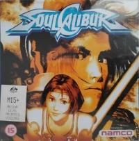 SoulCalibur Box Art