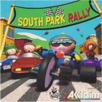 South Park Rally [DE] Box Art