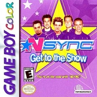 *NSYNC: Get to the Show Box Art