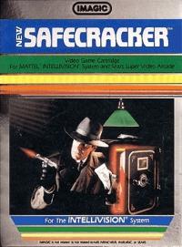 Safecracker (English on label) Box Art