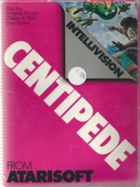 Centipede Box Art
