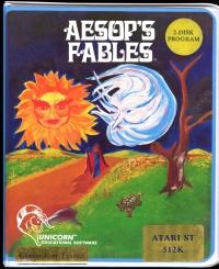 Aesop's Fables Box Art