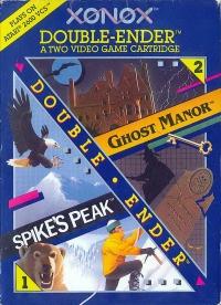 Ghost Manor / Spike's Peak Box Art