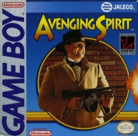 Avenging Spirit Box Art