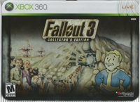 Fallout 3 - Collector's Edition Box Art