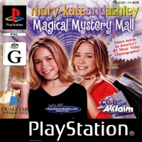 Mary-Kate and Ashley: Magical Mystery Mall Box Art