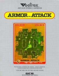 Armor Attack Box Art