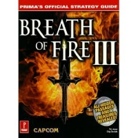 Breath of Fire III - Prima's Official Strategy Guide (Trading Cards) Box Art
