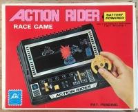 Alps Action Rider Box Art