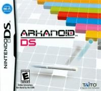 Arkanoid DS Box Art