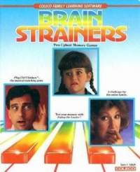 Brain Strainers Box Art