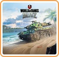 World of Tanks Blitz Box Art
