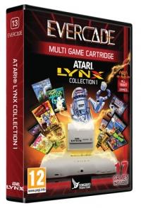 Atari Lynx Collection 1 Box Art